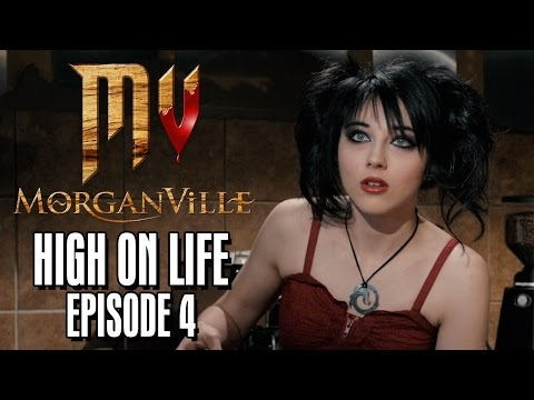 High - Here is episode 4 of Morganville, a new series based on the internationally best-selling young adult novels from author Rachel Caine. Shane has a meeting with the undead and something is going...