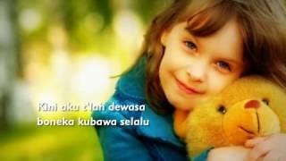 Video Elfa's Singers - Masa Kecilku (lyrics) MP3, 3GP, MP4, WEBM, AVI, FLV Mei 2018