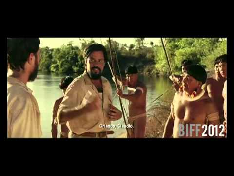 Trailer film Xingu