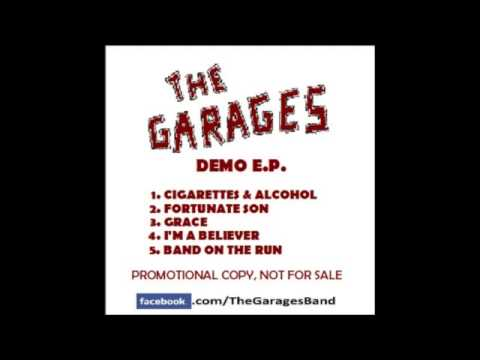 The Garages - Band On The Run (cover)