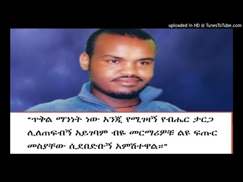 A conversation with Bloger Abel Wabela - SBS Amharic