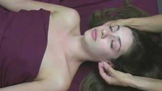 Head Massage&Face Massage Therapy Techniques, How To