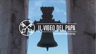 Le intenzioni di preghiera del Papa per gennaio 2017