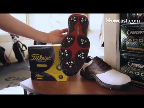 How to Choose Golf Shoes | Golf Lessons