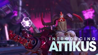 Trailer gameplay - Attikus