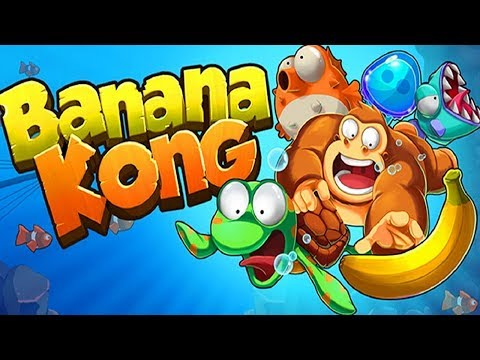DO NOT STOP RUNNING??! - Banana Kong Mobile Games