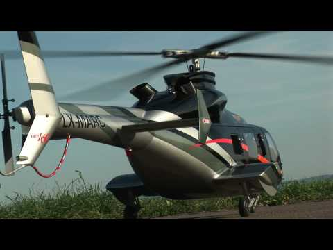heli - Bell 430 RC Helicopter from Heli-Factory with a JetCat PHT3-XL Turbine. The helicopter could be flown under nice weather conditions at the Hiehl location nea...
