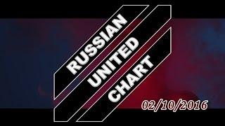 Russian United Chart - Российский сводный чарт (хит-парад) Based on data from the popular Russian radio and TV charts,...