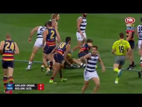 AFL 2016 Round 8  Adelaide v Geelong Fox Footy
