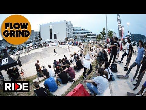 Flowgrind 2017 - Best Line & Best Bowl