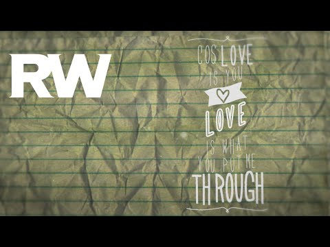 Love Is You Lyric Video