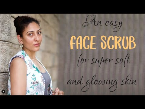 D.i.y. Week- An Easy Face Scrub For Super Soft And Glowing Skin! - Movie7.Online