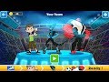 The Amazing World of Gumball Game - Toon Cup 2018 (Ben 10 team) (Cartoon Network Games)