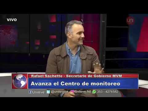 Villa María será la ciudad más controlada por vídeo vigilancia de la provincia