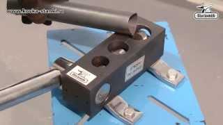 Инструмент вырубки седловин на торцах труб TN1-19-25-31 Blacksmith