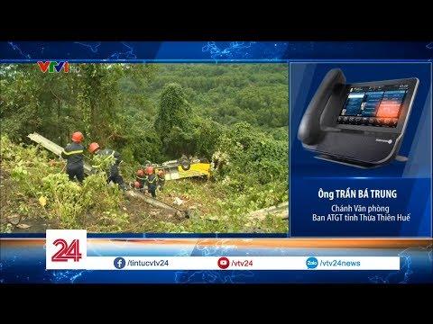 Cập nhật thương vong vụ tai nạn trên đèo Hải Vân @ vcloz.com