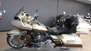 2. 955431   2011 Harley Davidson CVO Road Glide Ultra   FLTRUSE - Used motorcycles for sale