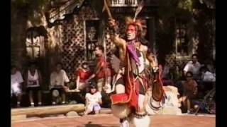 Lakota Sioux Traditional War Dance