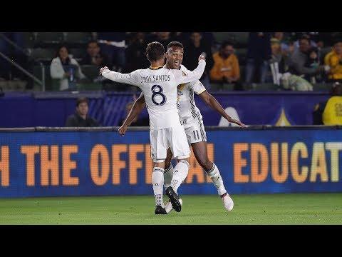 Video: GOAL! Ola Kamara opens the scoring vs. NYCFC