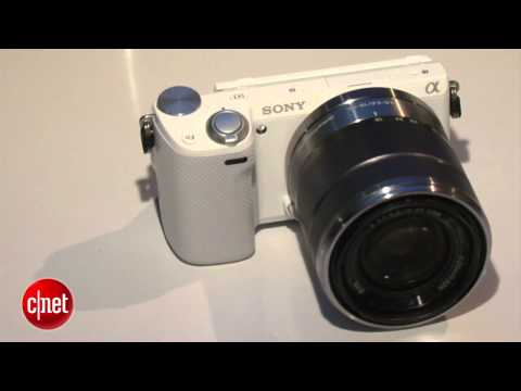 Sony Alpha NEX-5R – First Look