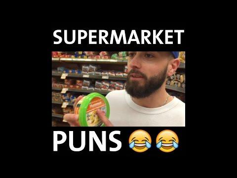 Supermarket Puns (Part 1)
