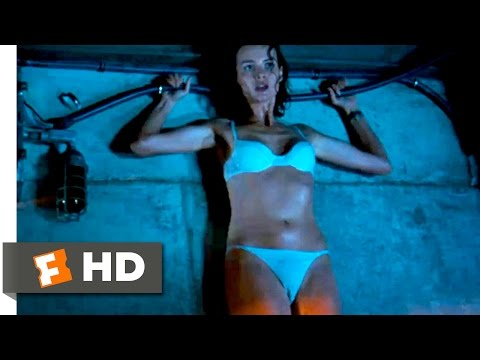 Deep Blue Sea (1999) - Shocking the Shark Scene (9/10) | Movieclips
