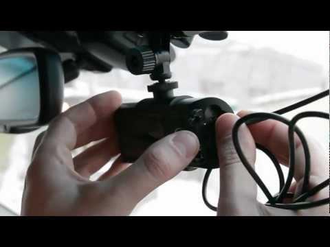 Обзор видеорегистратора GPS R300
