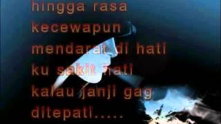 SUNSET - JANJI lirik