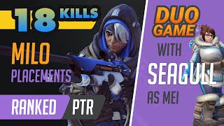 ►Subscribe for more video's: https://goo.gl/auELg6Overwatch pro player gameplayIf you enjoy watching NRG Milo play, please support him by following him on his social media at:Twitch - https://www.twitch.tv/milo_51Twitter - https://twitter.com/NRGMilo