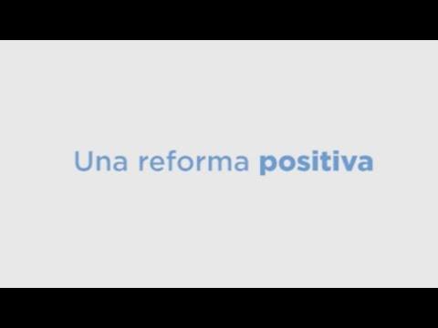 Una Reforma Positiva. Sigue bajando el paro.