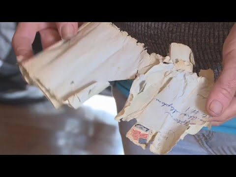Teen's Love Letters From 1960s Found in Old Tennessee Dresser