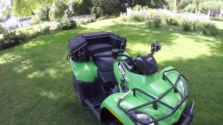 5. 2016 Arctic Cat 300 Post Review
