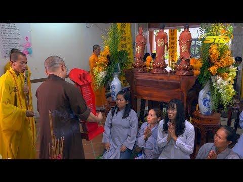 Lễ Tịch Điện & Thuyết Linh tại Chùa Pháp Minh - Bình Chánh