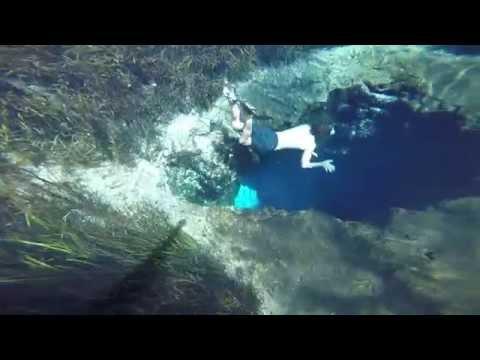 GoPro Hero 4: Devil's Den & Ichetucknee Springs