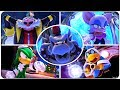 Mario Amp Sonic At The Sochi 2014 Olympic Winter Games  All Bosses
