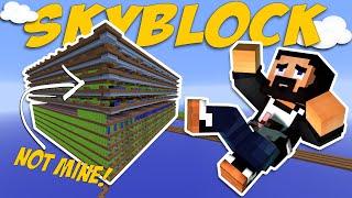 Minecraft Skyblock - EP10 - Genius! (ChaosCraft)
