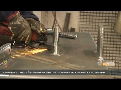 LAVORO PERSO CON IL COVID: PARTE LO SPORTELLO 'CARRIERA PROFESSIONALE'   29/09/2020