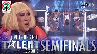 Video Pilipinas Got Talent 2018 Semifinals: Bardilleranz - Pull Up Bars MP3, 3GP, MP4, WEBM, AVI, FLV April 2018