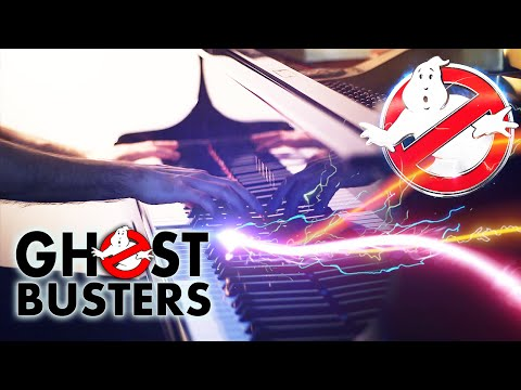 "Ray Parker, Jr.  ""Ghostbusters"" Cover by The Wild Conductor"