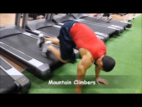 How To Burn Fat Fast With Treadmill High Intensity Interval Training (HIIT)