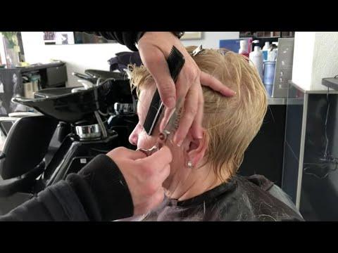 Short Haircuts- Pixie Haircut