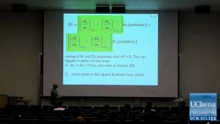 Thermodynamics and Chemical Dynamics 131C. Lecture 16. The Chemical Potential.