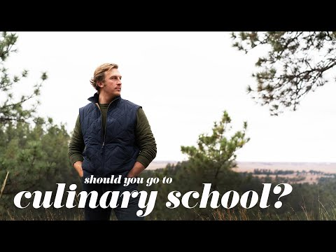 Should You Go To Culinary School?