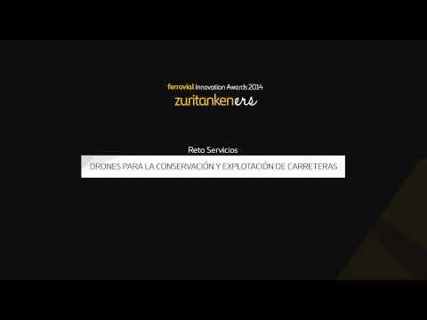 Reto de Servicios: Proyectos finalistas de los Ferrovial Innovation Awards 2014