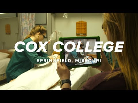 Cox College, Canvas + Arc: A Simpler Way to Engage Students With Video Learning