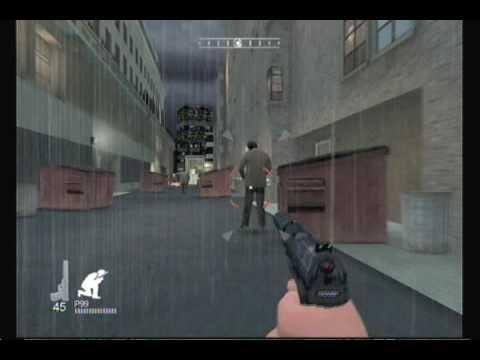 007 : Quantum of Solace Wii