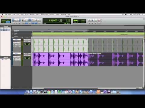 Pro Tools Music Production – Elastic Audio