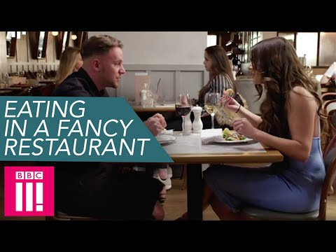 Eating At Fancy Restaurant Problems: Eating With My Ex Extras