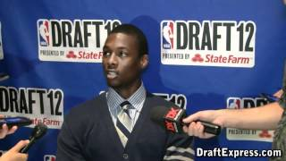 Harrison Barnes 2012 NBA Draft Media Day - DraftExpress