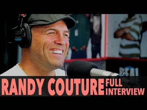 Randy Couture on Wrestling, Injuries, Cauliflower Ear And More! (Full Interview) | BigBoyTV